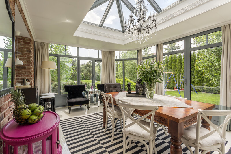 Contemporary Conservatories Oxford Oxfordshire