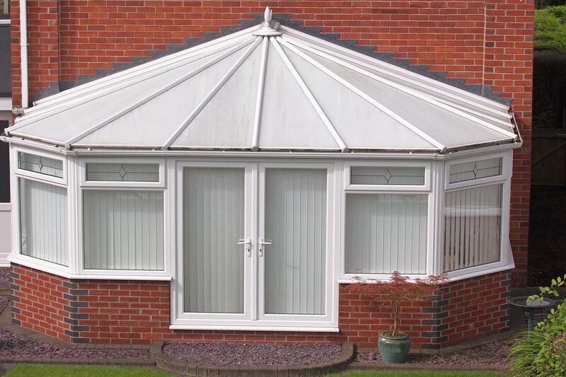 Small Conservatories Oxford Oxfordshire