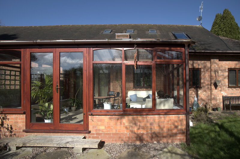 Solid Roof Conservatories in Oxford Oxfordshire